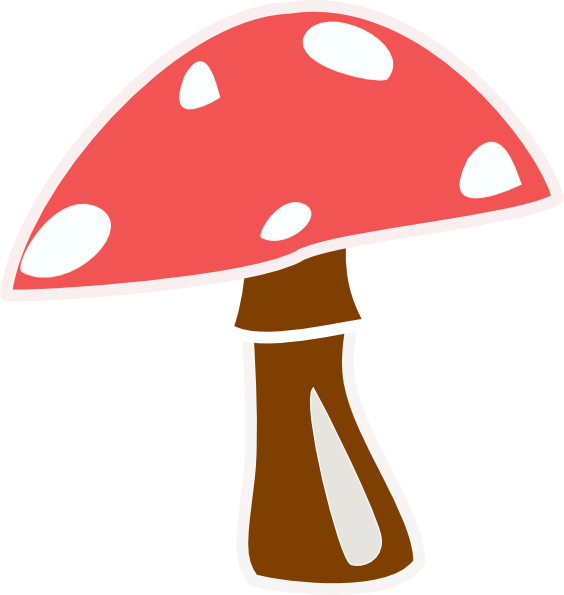 Mushrooms clipart fungus. Biology picture