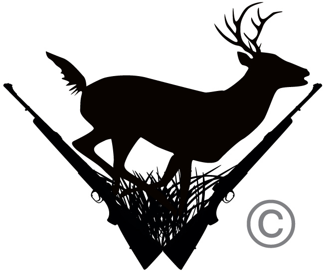 Hunting clipart deer head. Black cliparting com