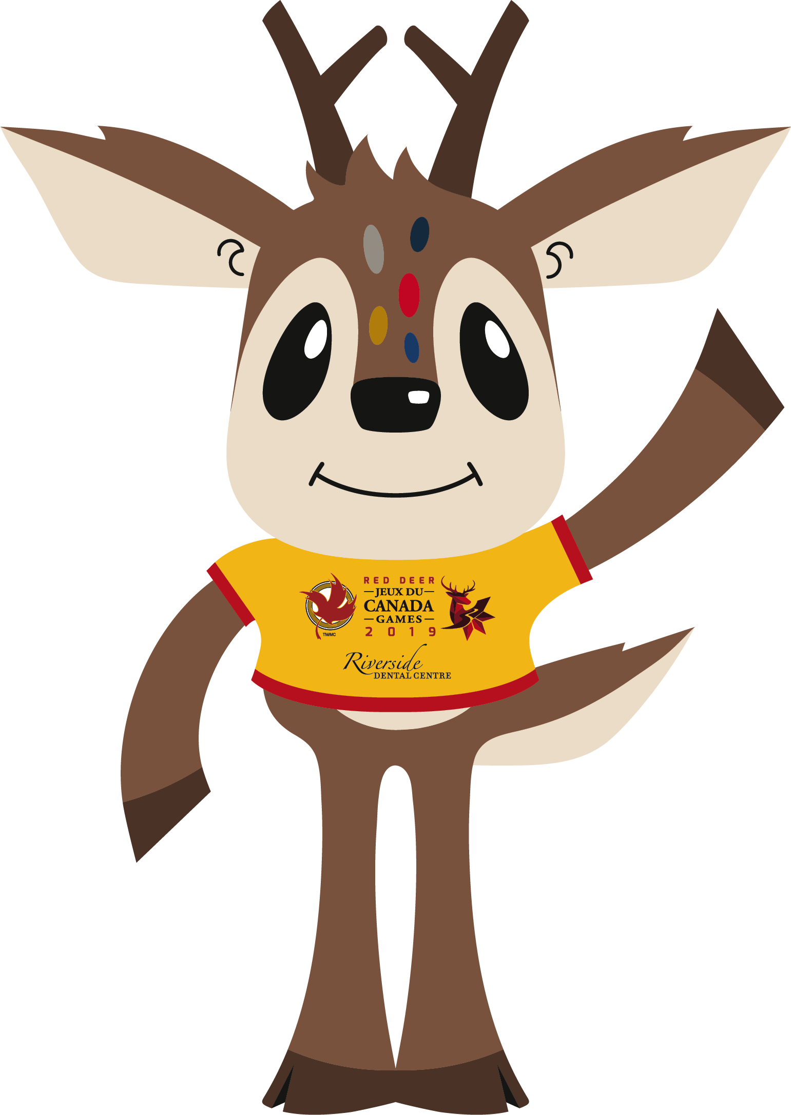 Games mascot ready to. Excited clipart fired up