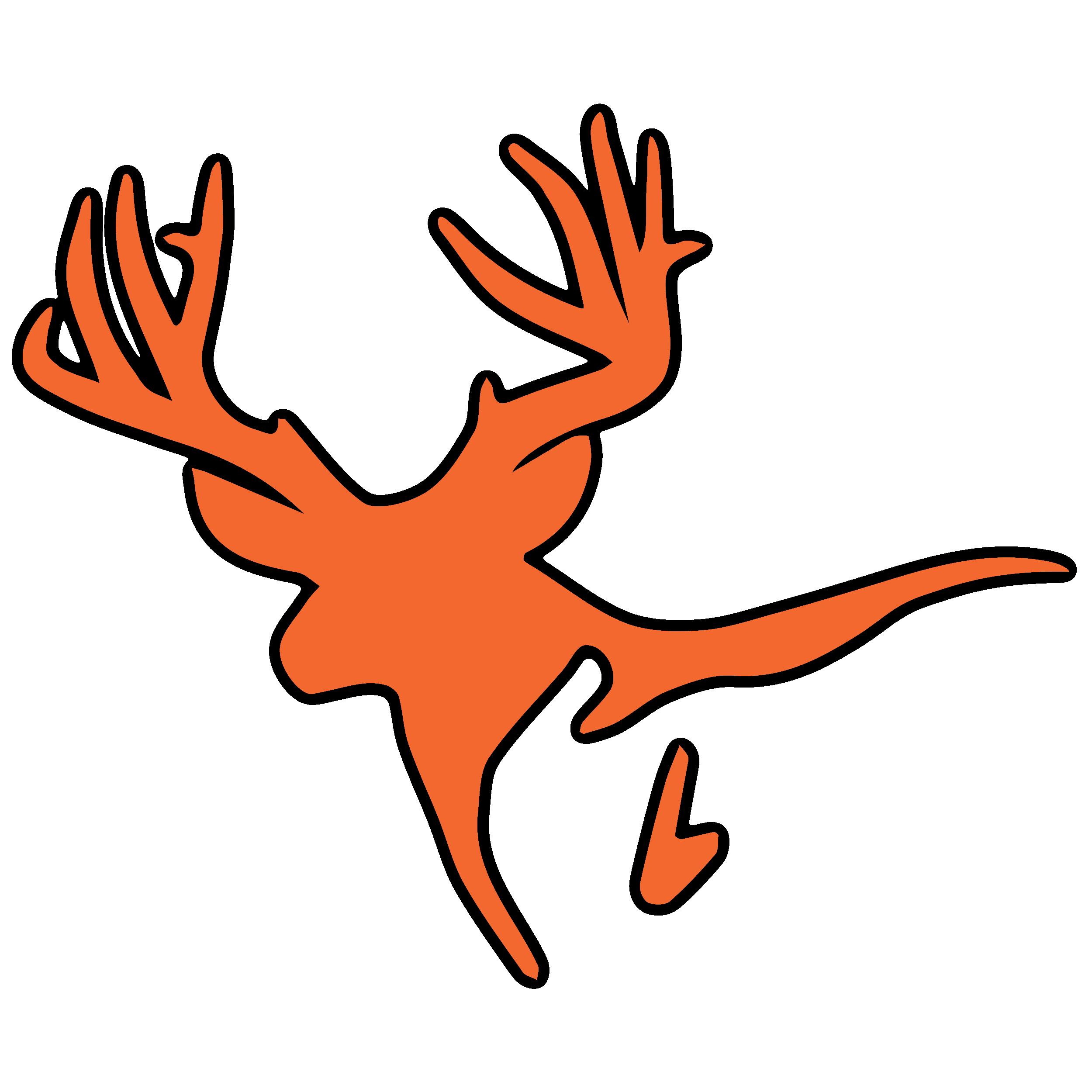 Deer clipart mule deer. Huntinfo big game unit