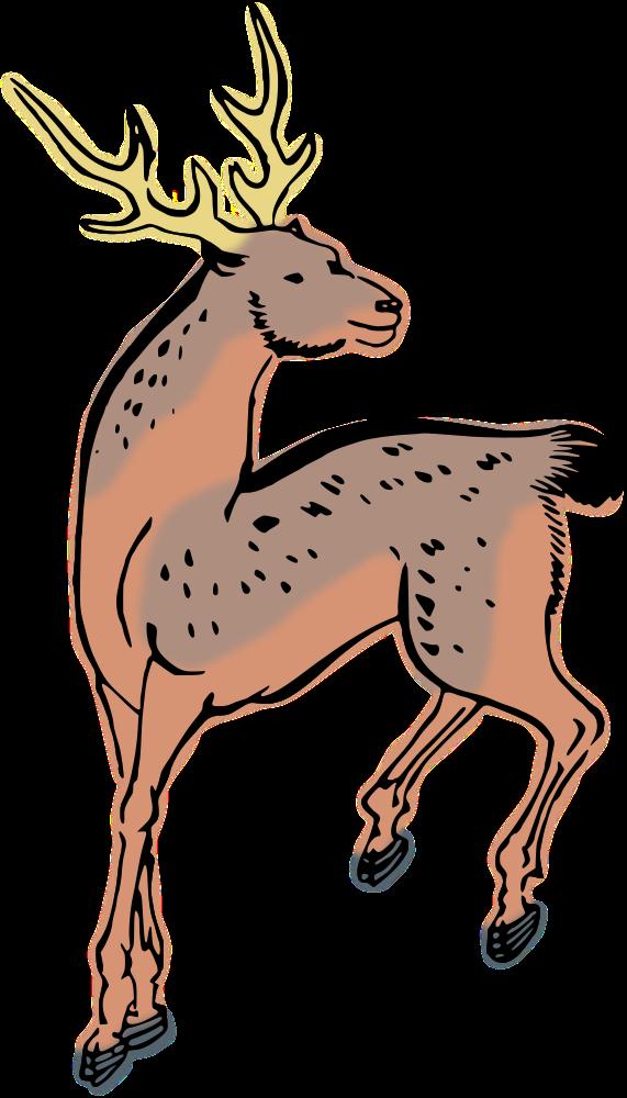 deer clipart sika deer