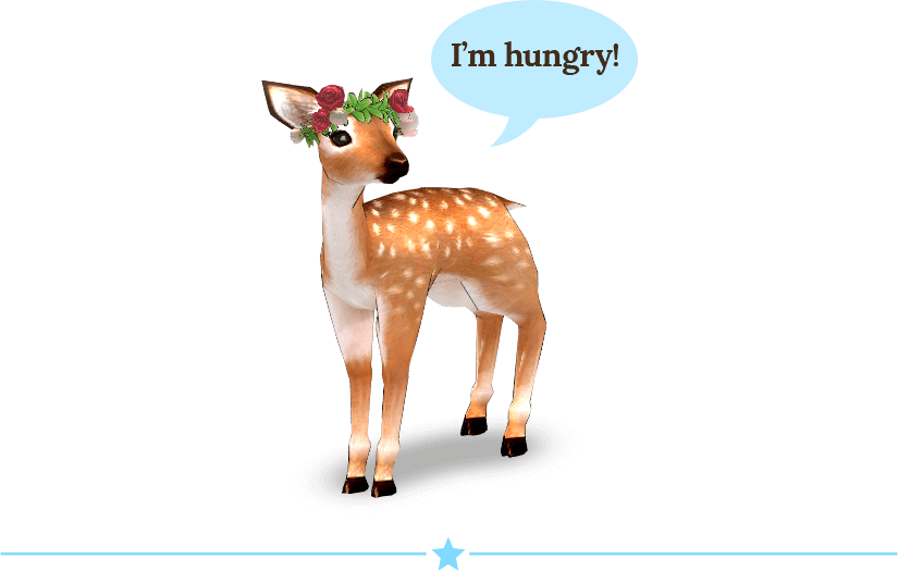 Deer clipart spotted deer.  th anniversary update