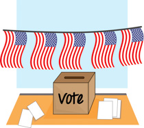 Search results for clip. Democracy clipart