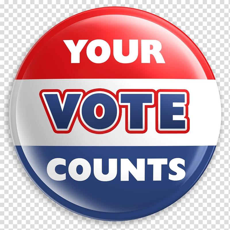 Voting clipart vote pin. Ballot counting voter registration
