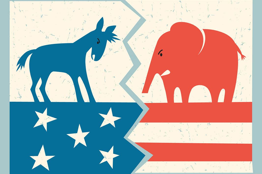 Democracy clipart american system. Eradicating the two party