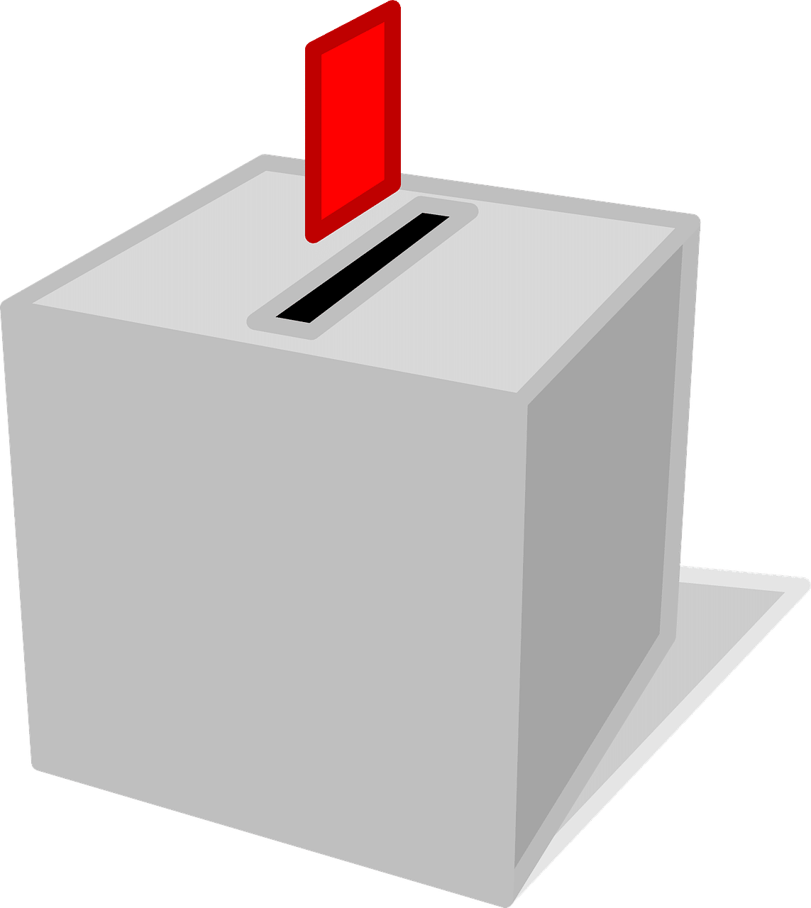 African writing history as. Democracy clipart ballot box
