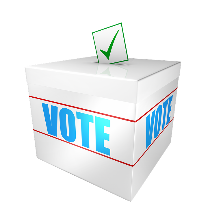Environmental communications by michael. Democracy clipart ballot box
