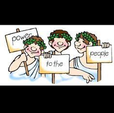 Democracy clipart classical.  best greek images