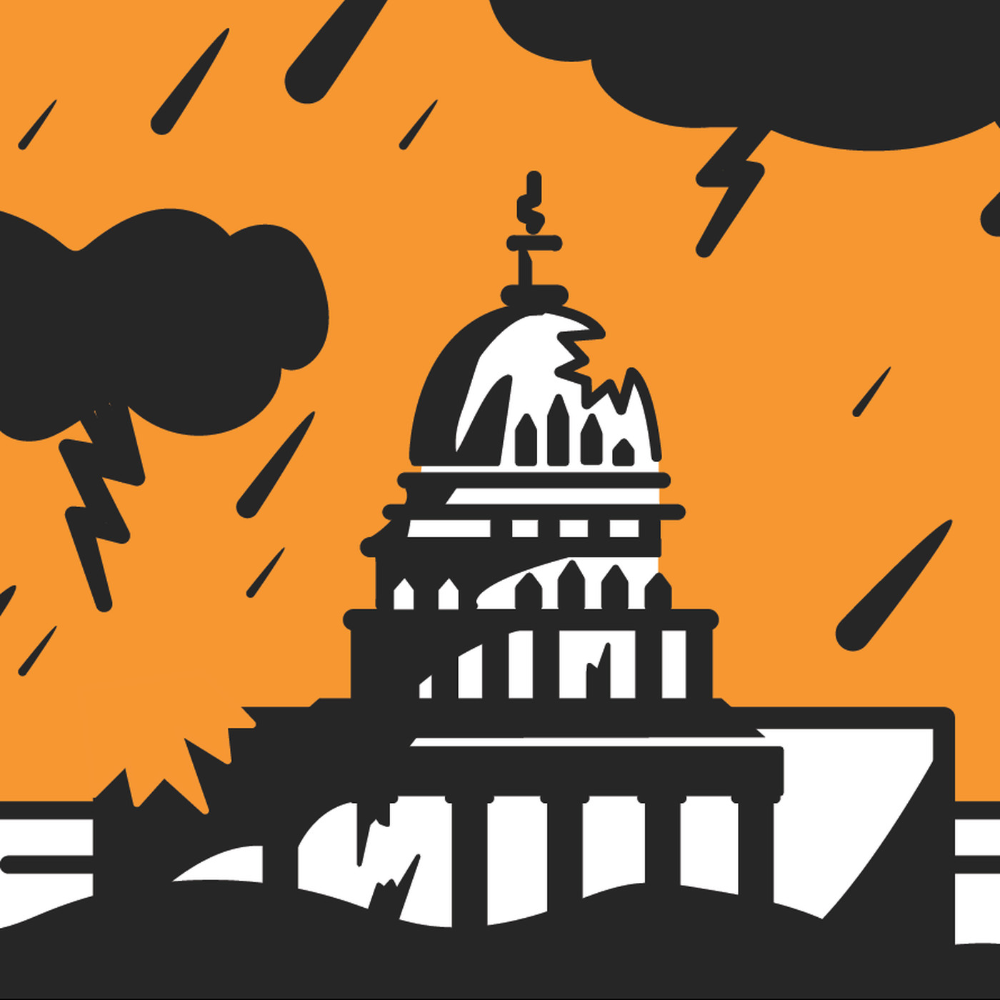 Is doomed vox . Democracy clipart culture american