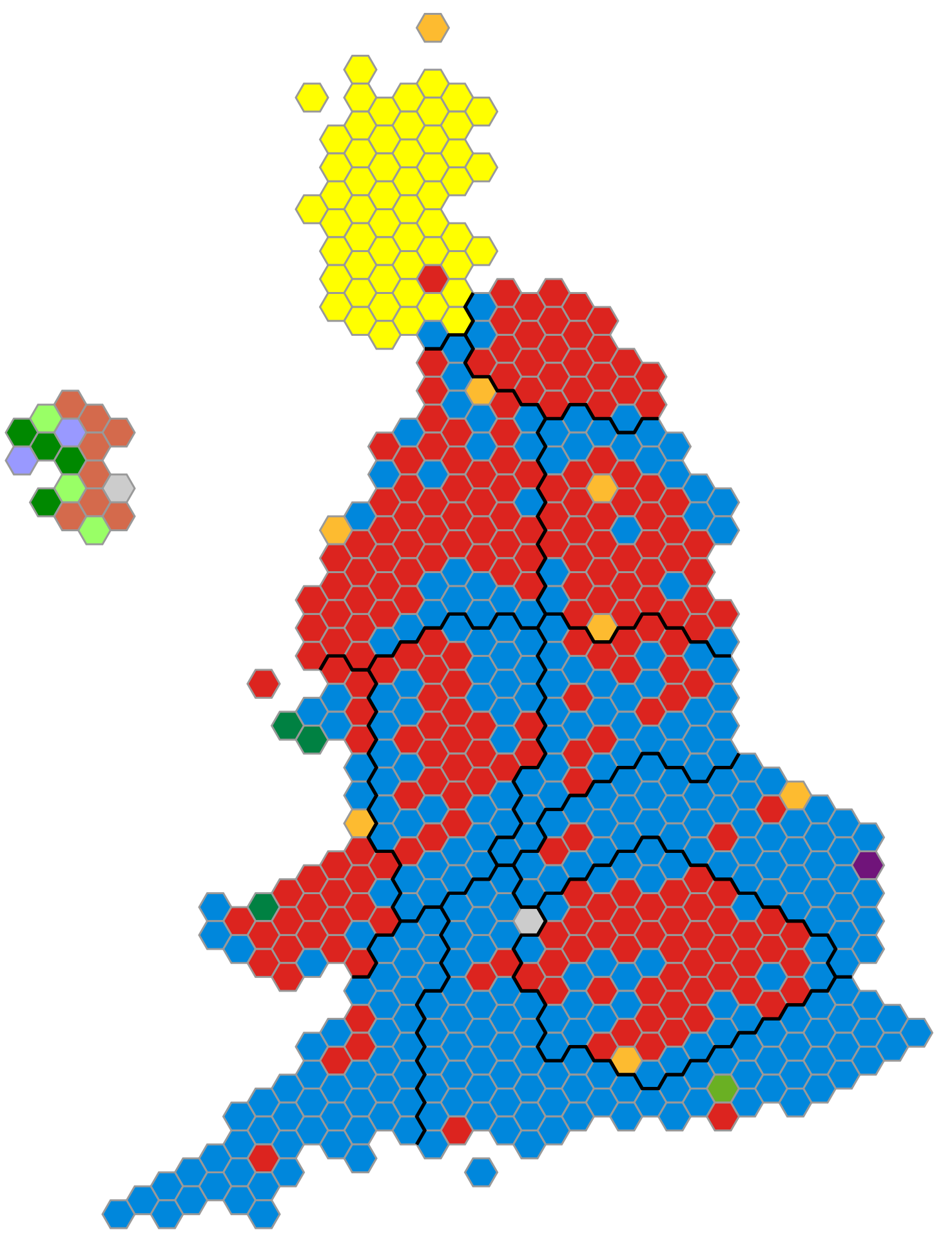 File uk constituency map. Voting clipart general election
