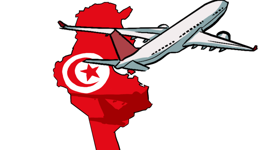 Democracy clipart kid protest. A timeline for tunisia