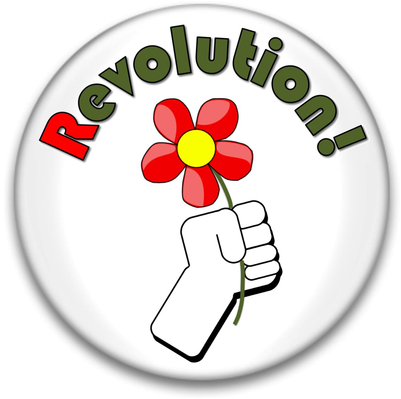 Democracy clipart revolution fist. Button teddy s ts