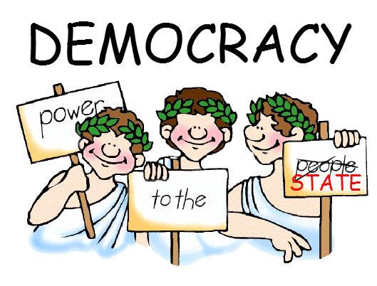 Beyond . Democracy clipart social welfare