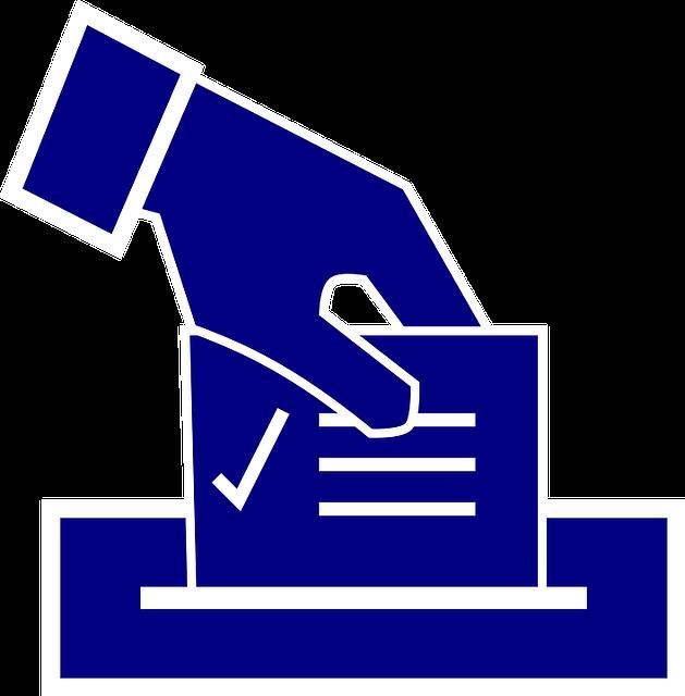 Voting clipart absentee ballot. Sample ballots runoff birminghamwatch