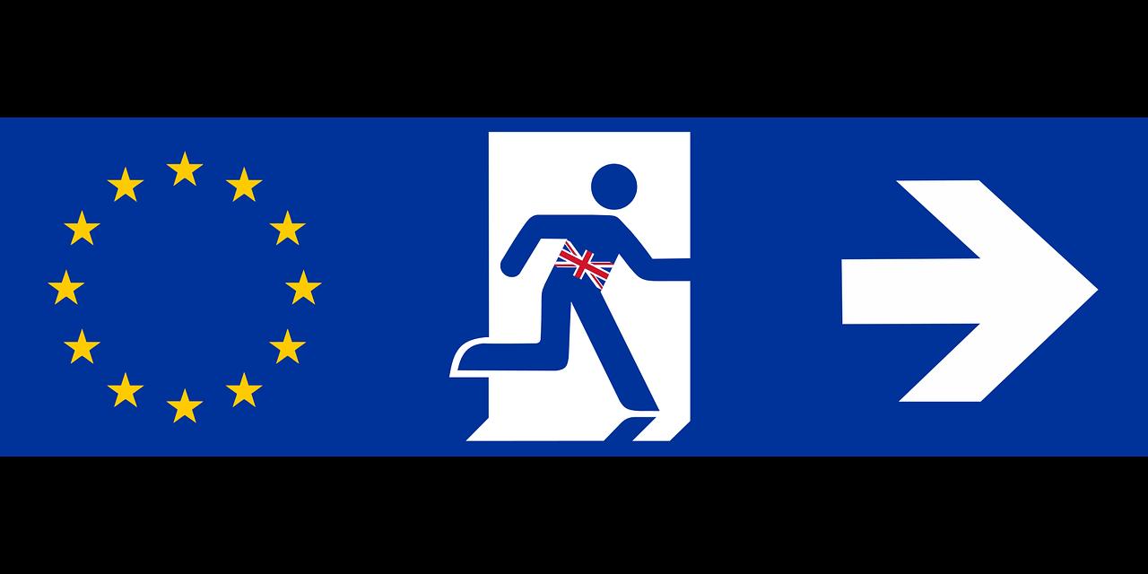 Brexit backlash against eu. Voting clipart value british
