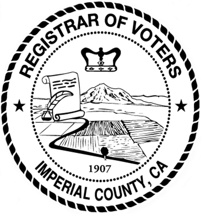 Imperial county registrar of. Voting clipart polling station