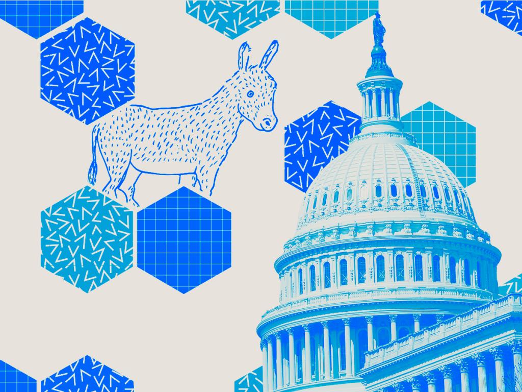 Will democratic senators lose. Democracy clipart voting congress