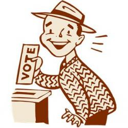 Democracy clipart voting right. Free download best on