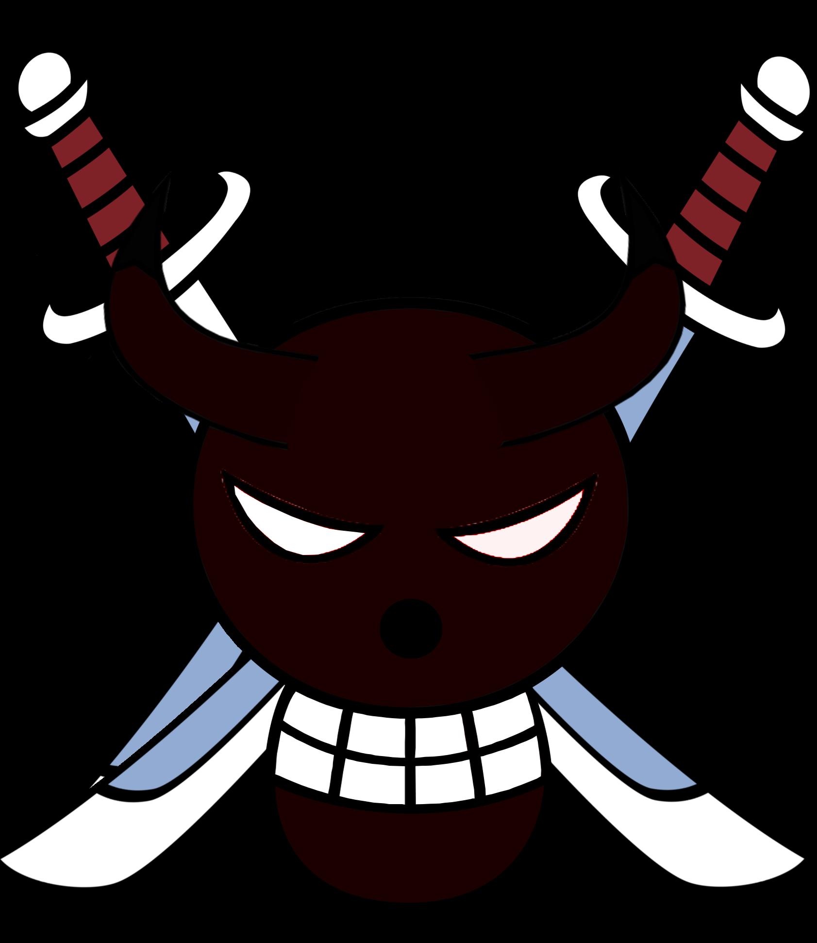 Pirates one piece ship. Devil clipart red devil