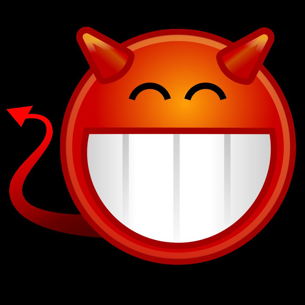 Emoji clipart demon. Png image purepng free