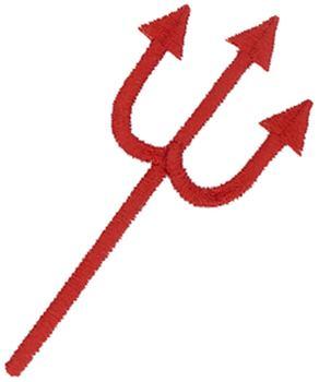Trident clipart devil pitchfork. Free cliparts download clip