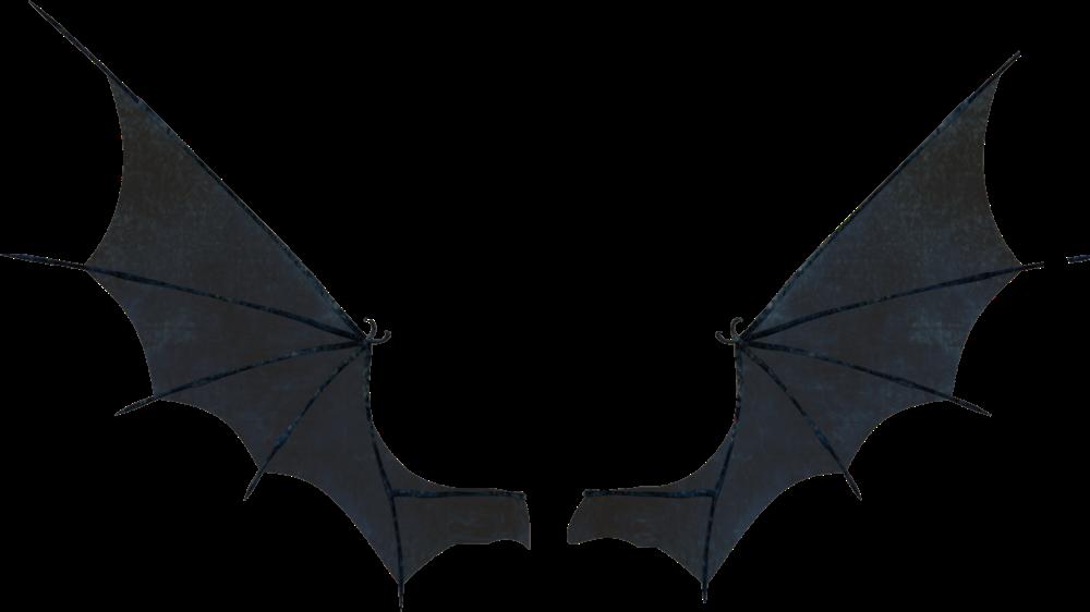 Demon clipart wings. Bat wing batwing batwings