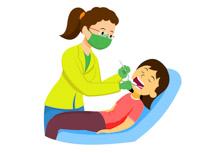 Dentist clipart clean tooth. Free dental clip art