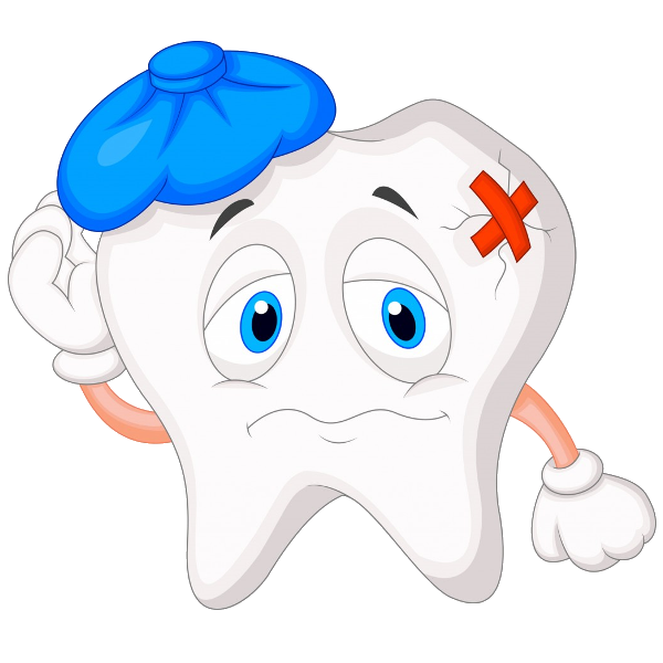 collection of teeth. Patient clipart medical condition