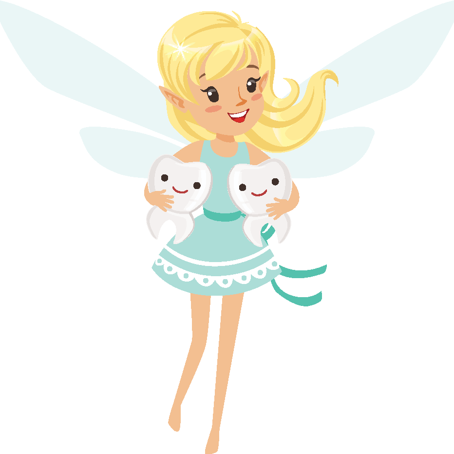 Magic clipart tooth fairy. Land at the dentist