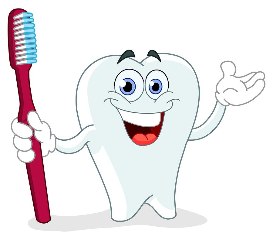 Free animated teeth cliparts. Dental clipart animation