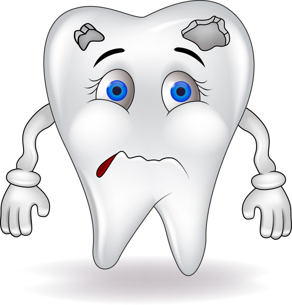 Did you know a. Dental clipart bad tooth