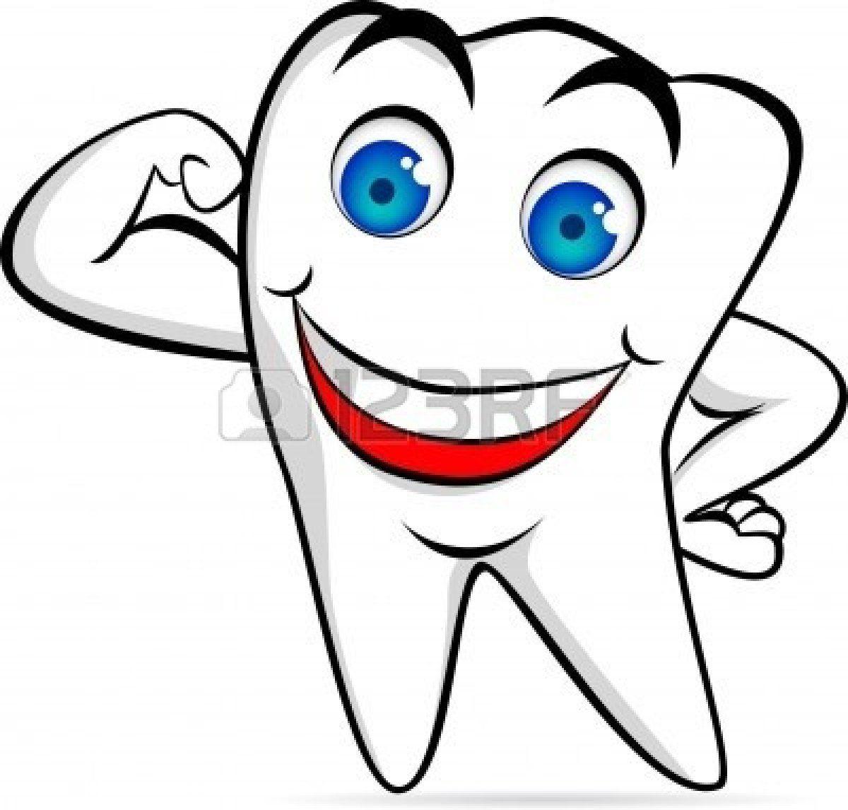 Happy clip art panda. Dental clipart cartoon tooth
