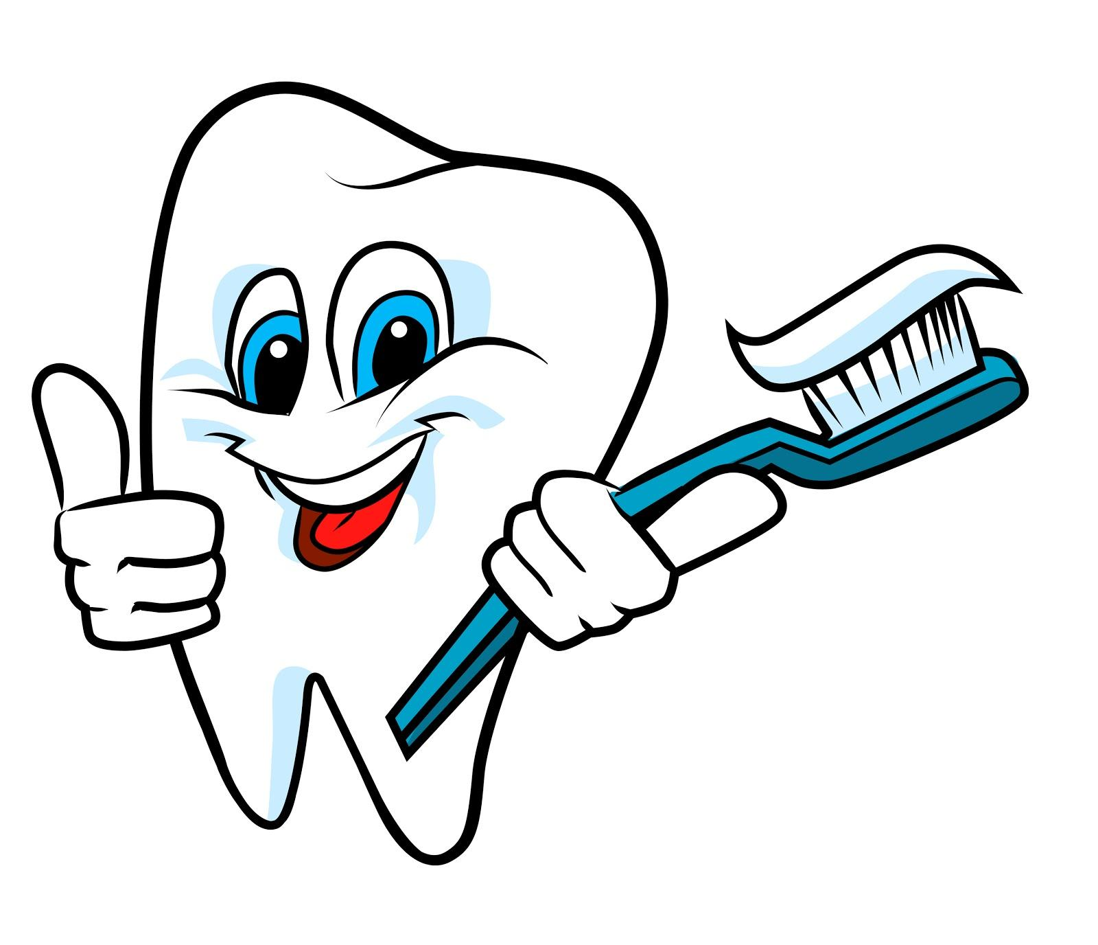 Dental clipart cartoon tooth. Free images download best