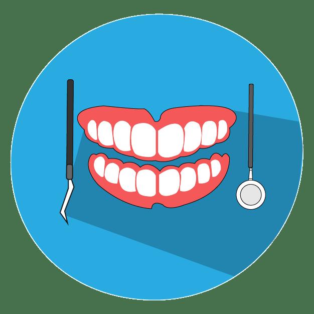 Procedures offered implants gumcare. Dental clipart dental screening