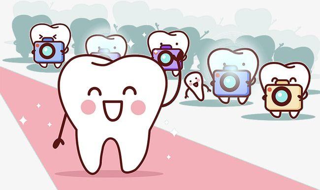 Dentist clipart healthy tooth. Cartoon teeth