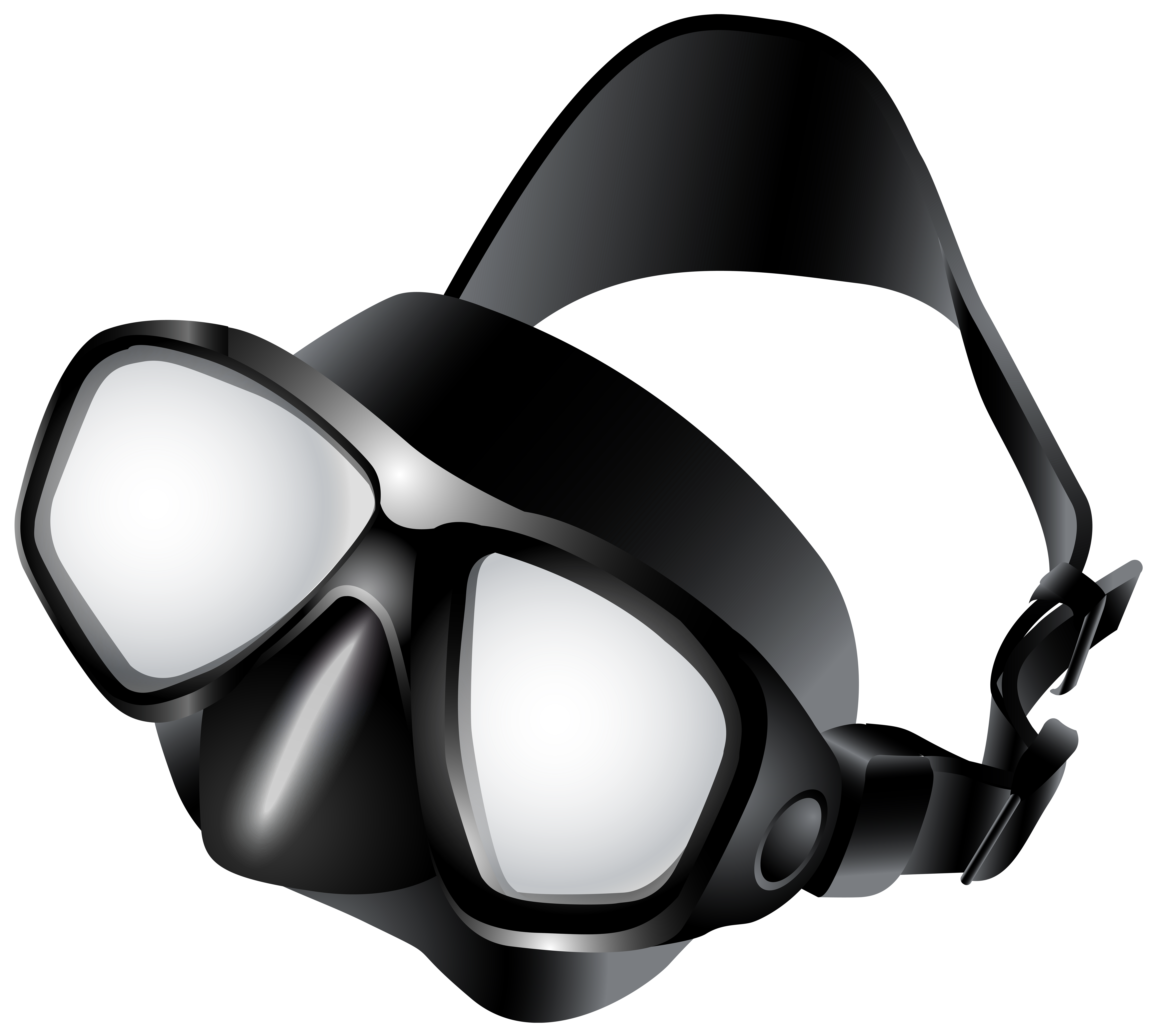 Diver clipart scuba gear. Dive mask png clip