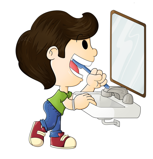 Dentist clipart personal hygiene. Free cliparts download clip