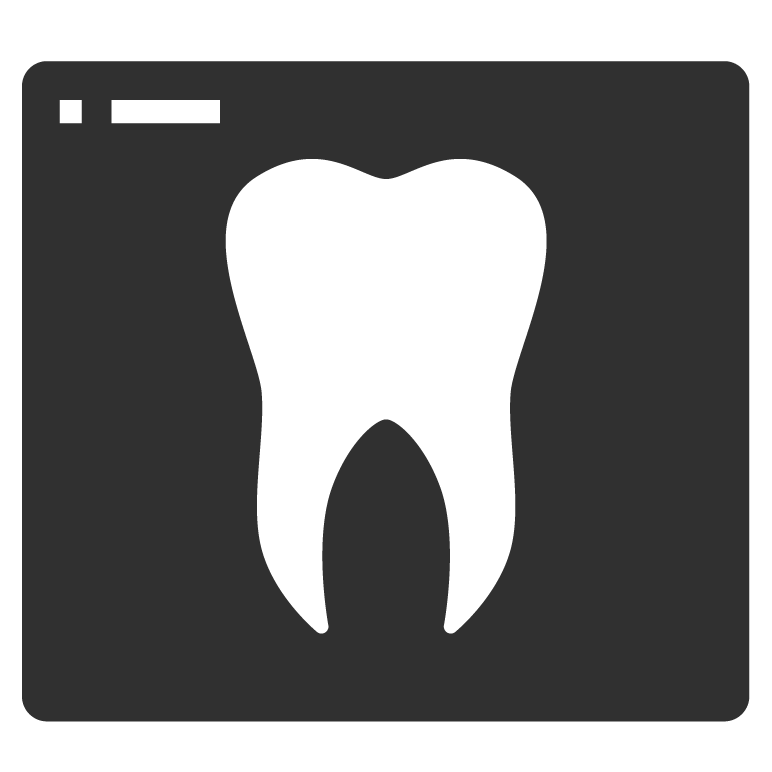 Tooth clipart plain. Maricopa family dentist delicate