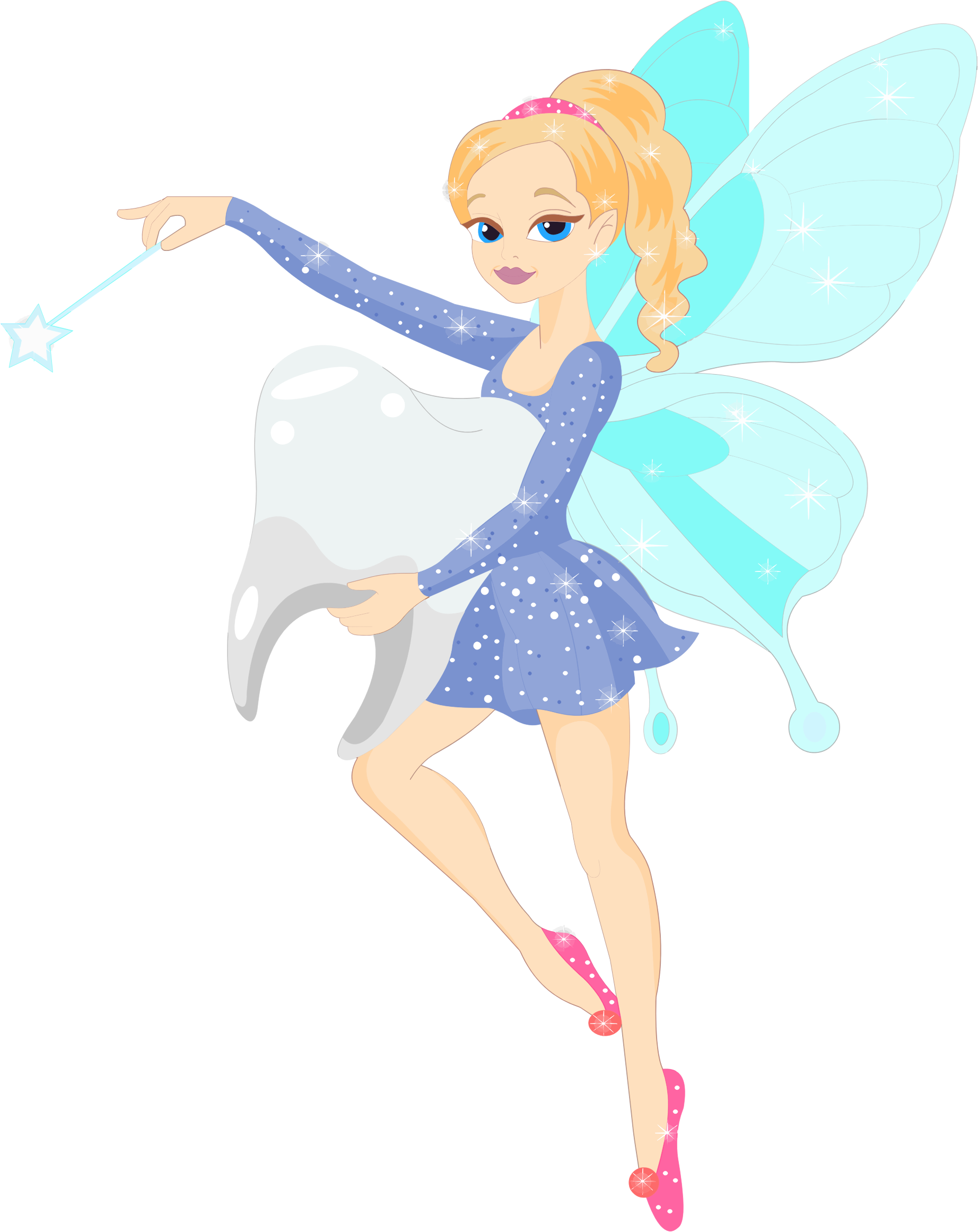Big image png. Fairy clipart tooth fairy
