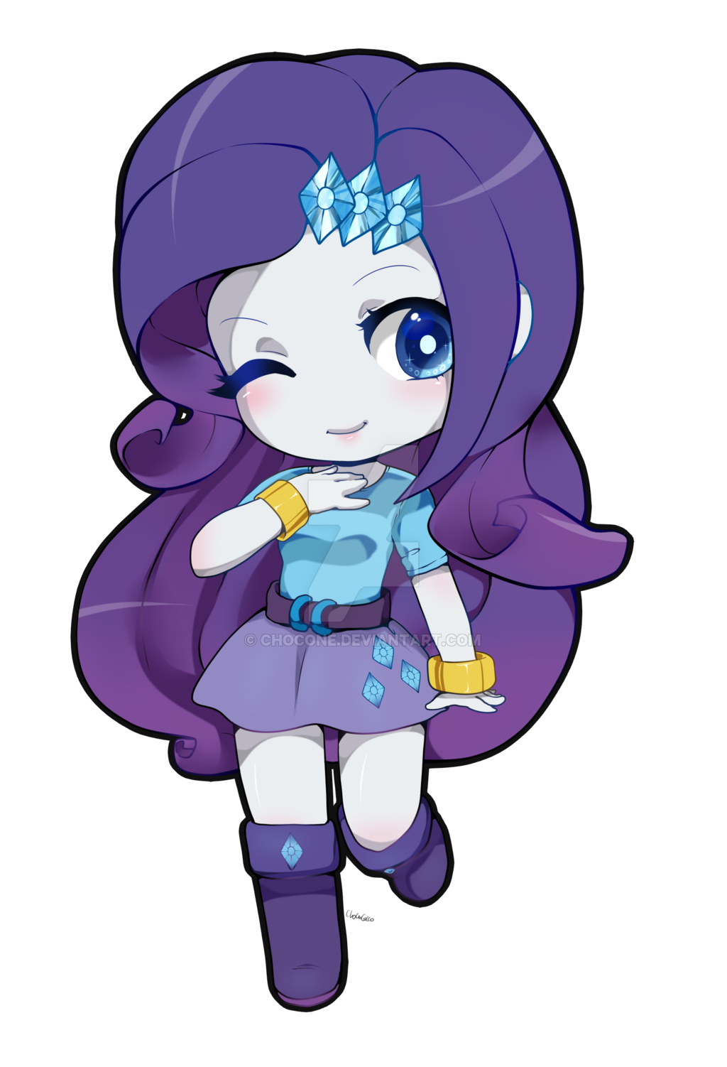 Einstein clipart chibi. Rarity equestria girl cute