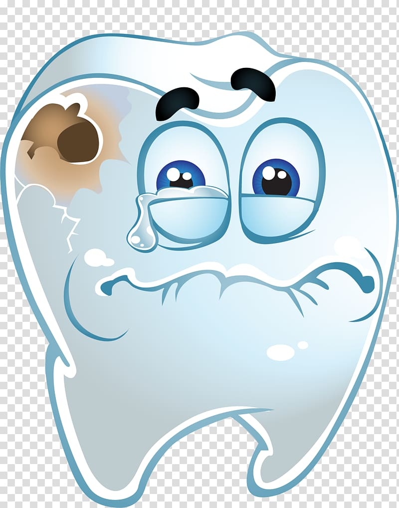 Dentist clipart dental caries. White tooth with cavity