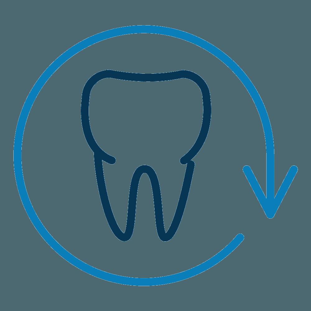 dentist clipart dental history