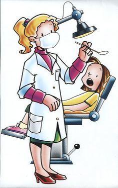 Clip art tanden tandarts. Dentist clipart dental kit