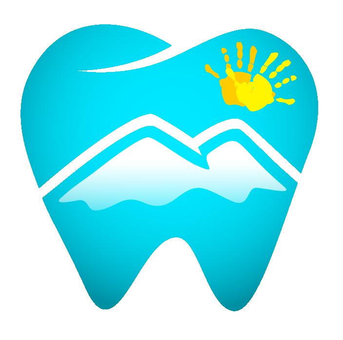 Pediatric dentistry . Field clipart sunrise