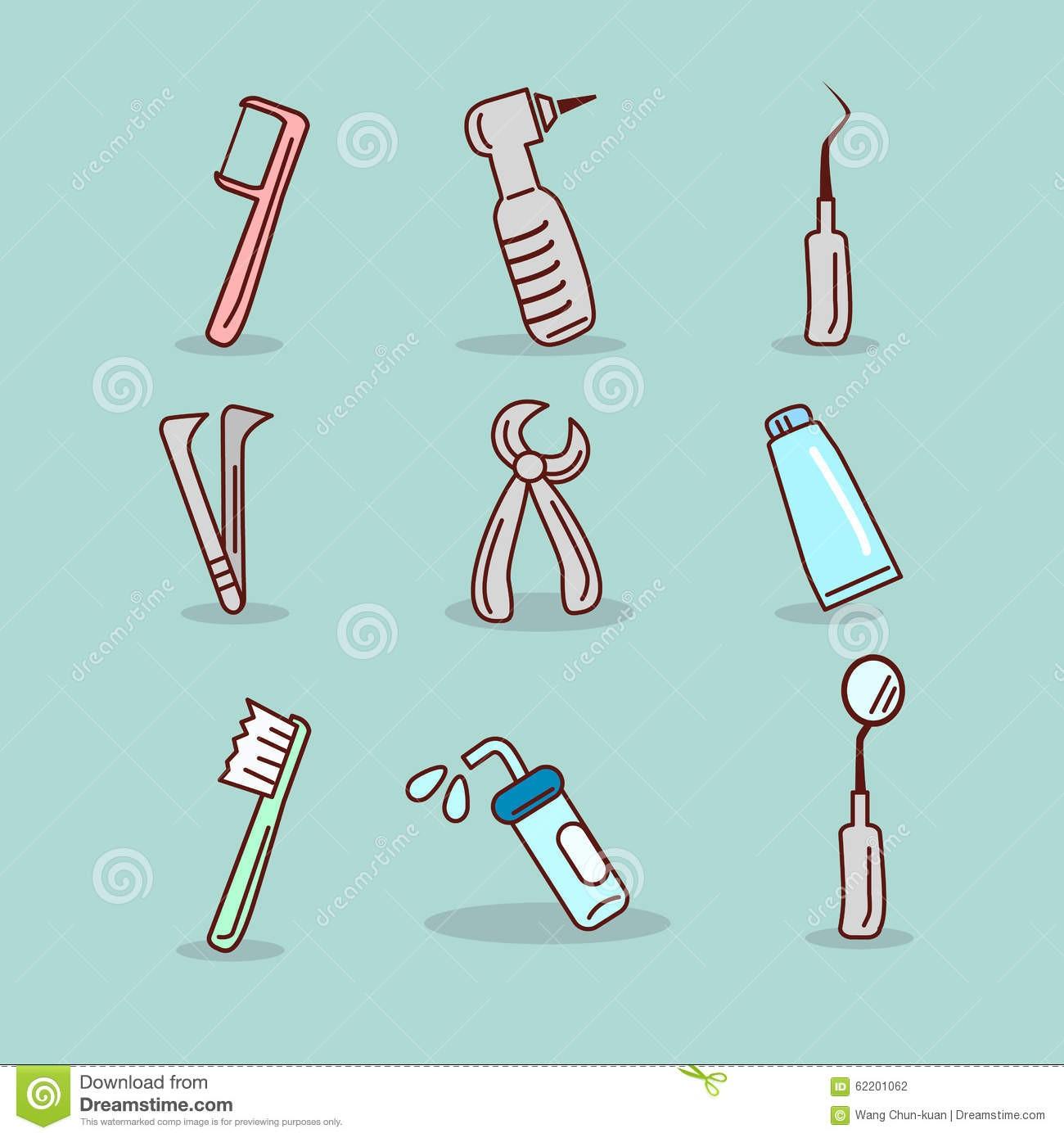 Tools clip art . Dentist clipart dentist tool