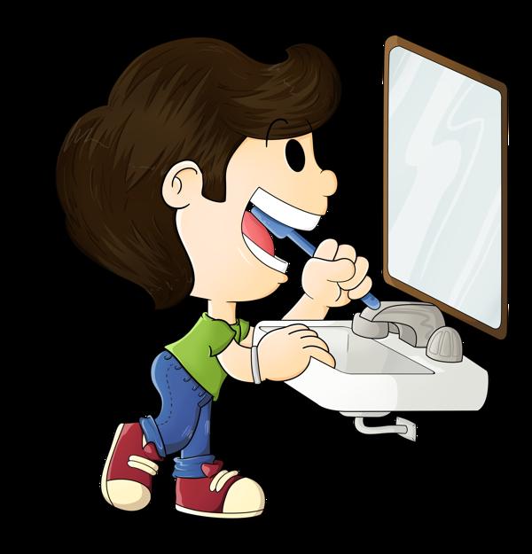 Hairbrush personal hygiene