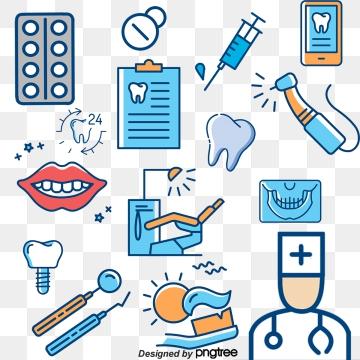 Dental png vector psd. Dentist clipart equipment