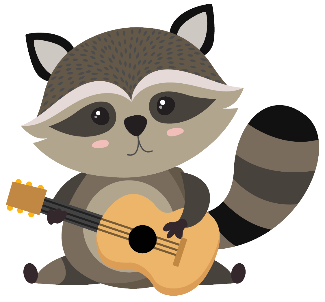 About the office raccoon. Dentist clipart instrument