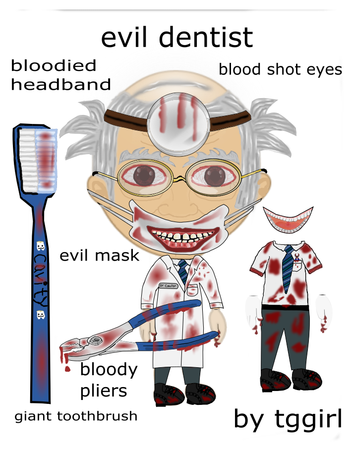 Yoworld forums view topic. Dentist clipart mask