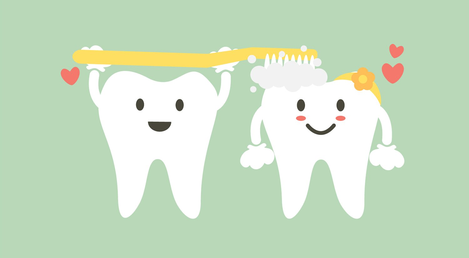How to brush your. Dentist clipart one tooth